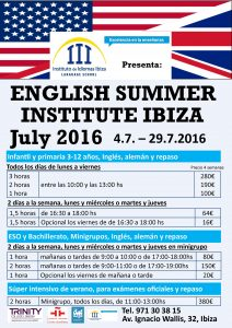 English Summer Institute_anverso